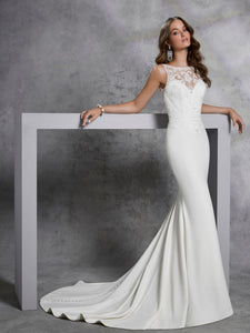 Idris wedding dress by Victoria Jane