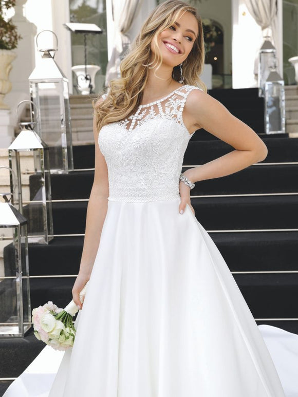 ladybird wedding dress 420071