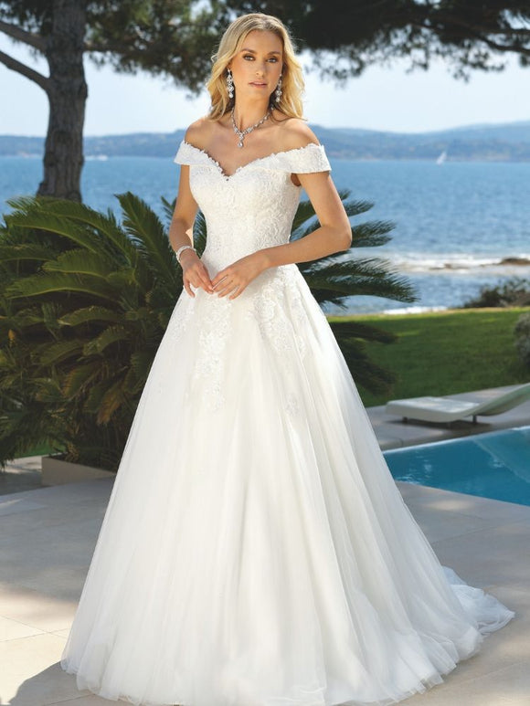ladybird wedding dress 420016