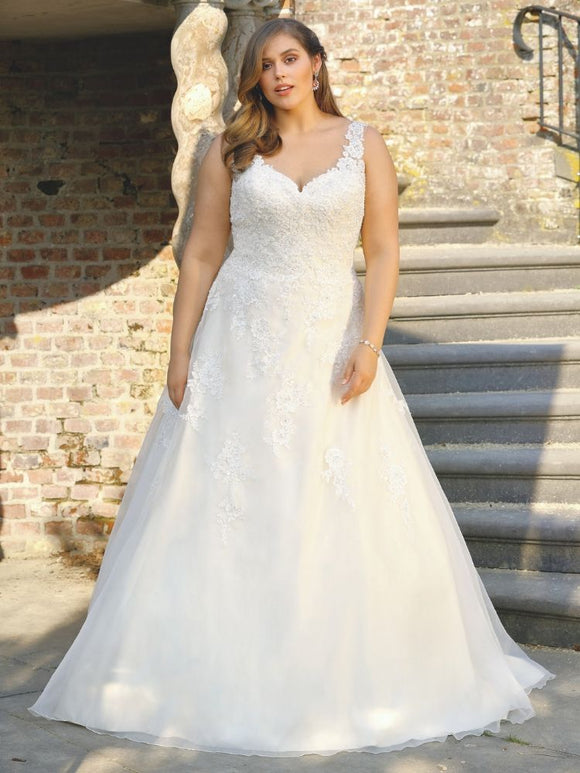 plus size wedding dresses in plymouth