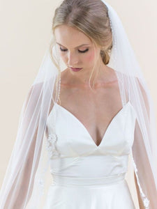 Rainbow Club 'Poppy' Wedding Veil