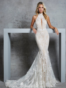 ronald joyce carlotta wedding dress