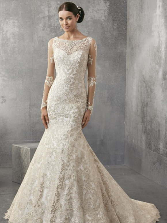 ronald joyce alberta wedding dress 69158