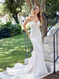 Delinda Wedding Dress by Ronald Joyce