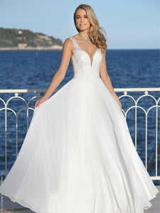 520040 ladybird wedding dress leone