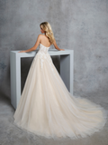 ronald joyce caelyn wedding dress 69407