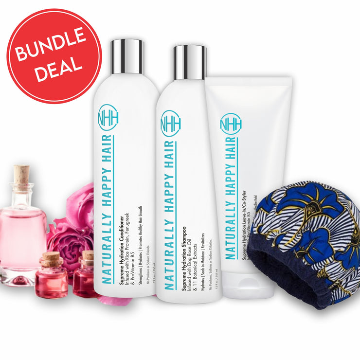 DEEP CONDITIONING BUNDLE