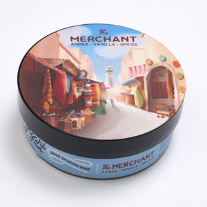 The Merchant shave soap