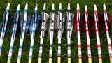 NFAS competition arrows 50-55 Spine
