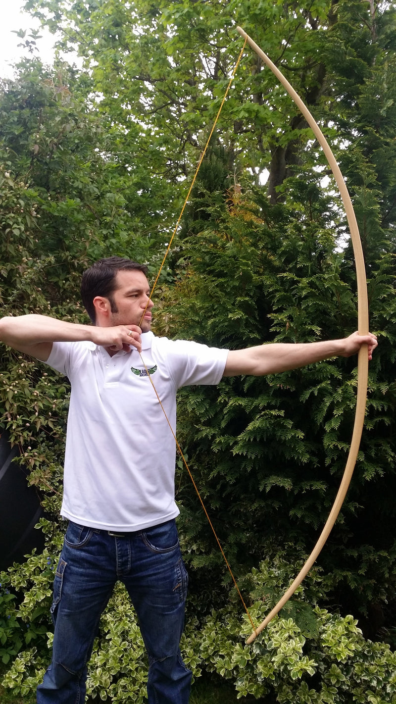 "Eagle Selfbow - Ash 76"" 26# @ 28"""