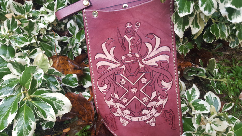 Custom Side Hip Quiver