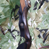 Kaiser Culzean Take Down Recurve Traditional Bow