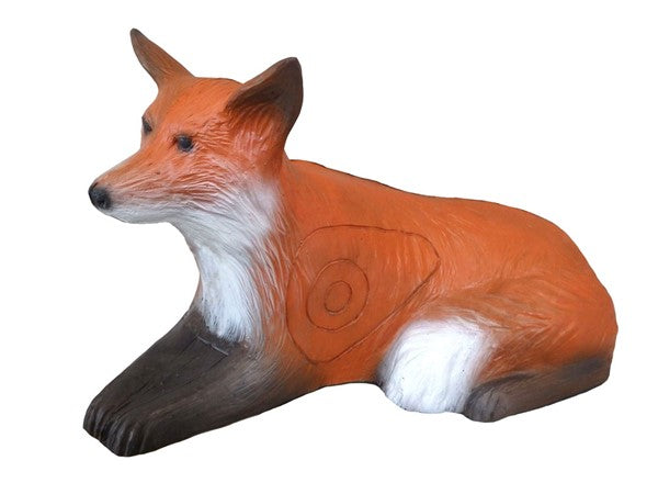 Gamut L.G. 3D field archery target bedded red fox