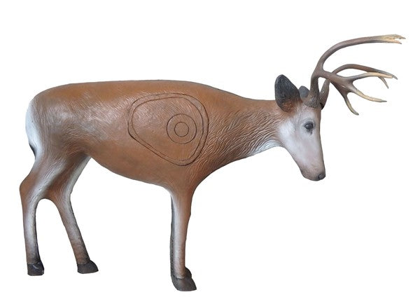 Gamut L.G. 3D field archery target fighting deer