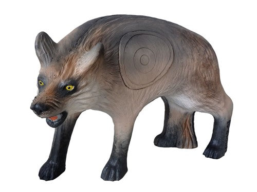 Gamut L.G. 3D field archery target snarling coyote