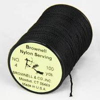 Brownell No4 String Serving - 100 Yards