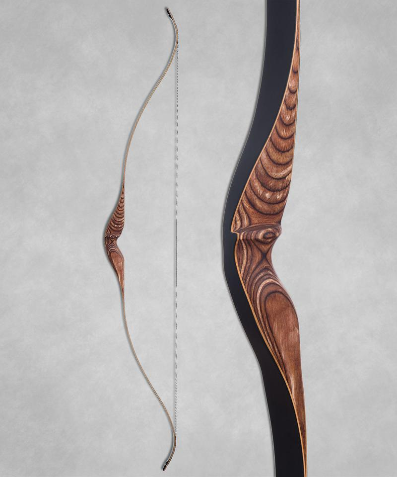 Antur Nesta One Piece recurve fieldbow