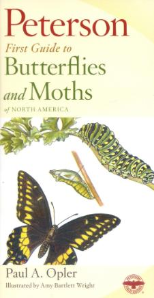 Peterson First Guides to Butterflies and Moths