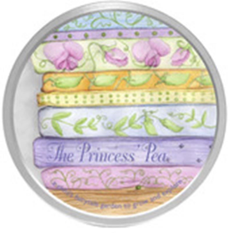 Princess Magic Peas Garden