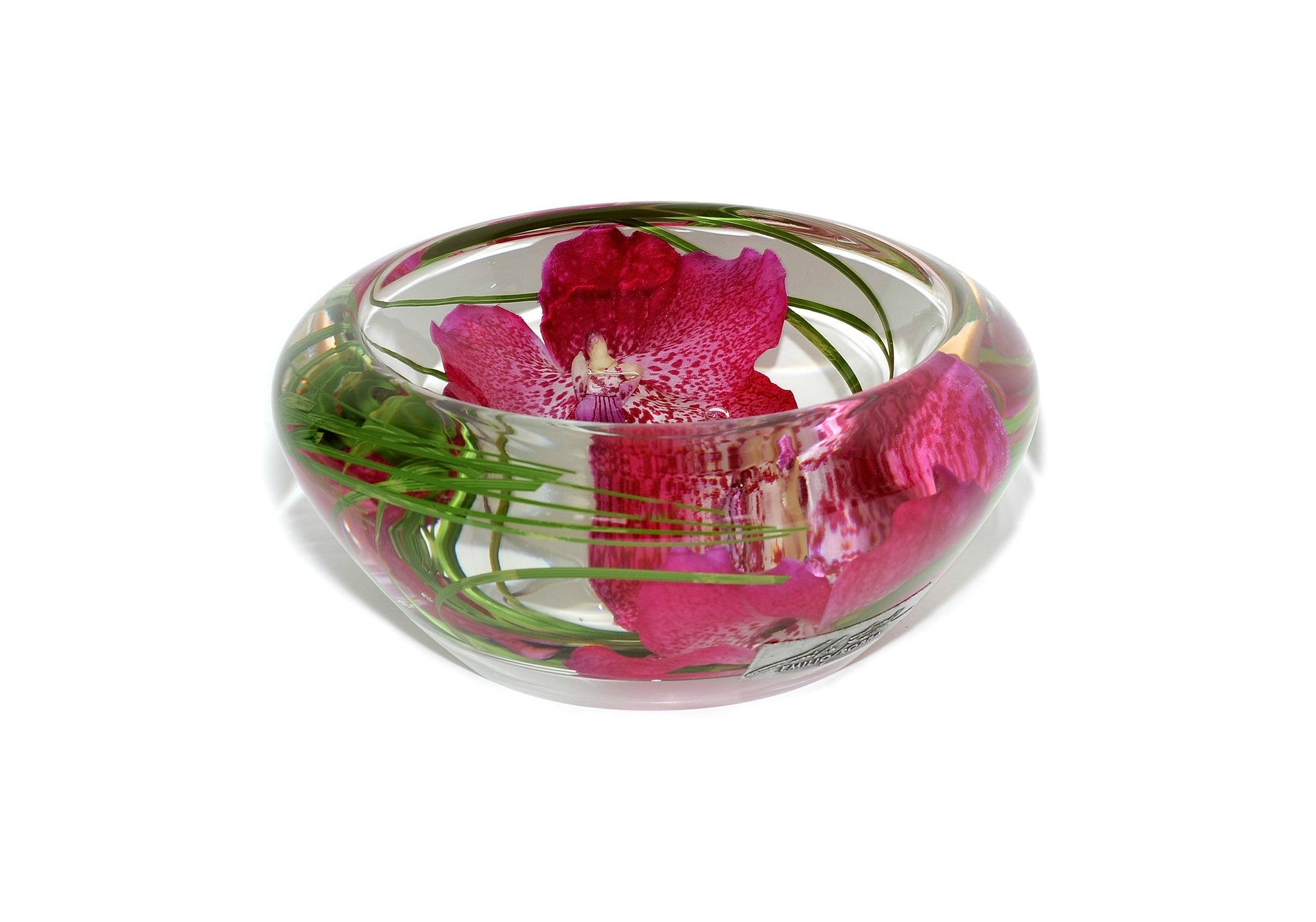Fuchsia Vanda Bowl (Small)