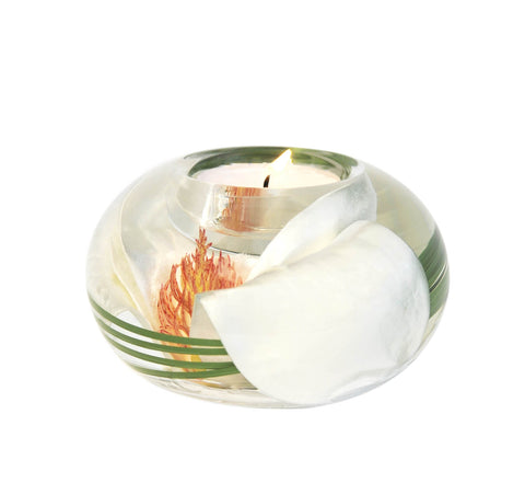 Magnolia Tea Light Holder (Small)