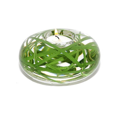 Grass Tea Light Holder (Large)