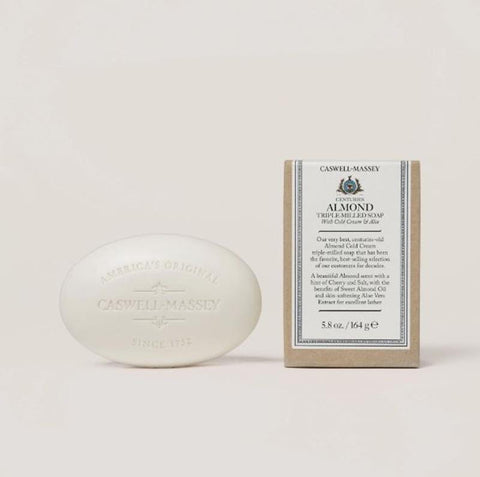 Centuries Almond Soap