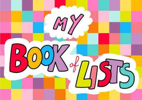My Book of Lists
