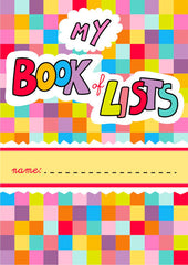 My Book of Lists - Cover