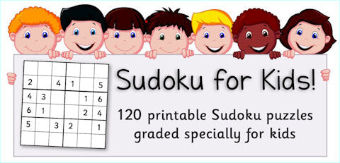 Sudoku for Kids - Digital Download