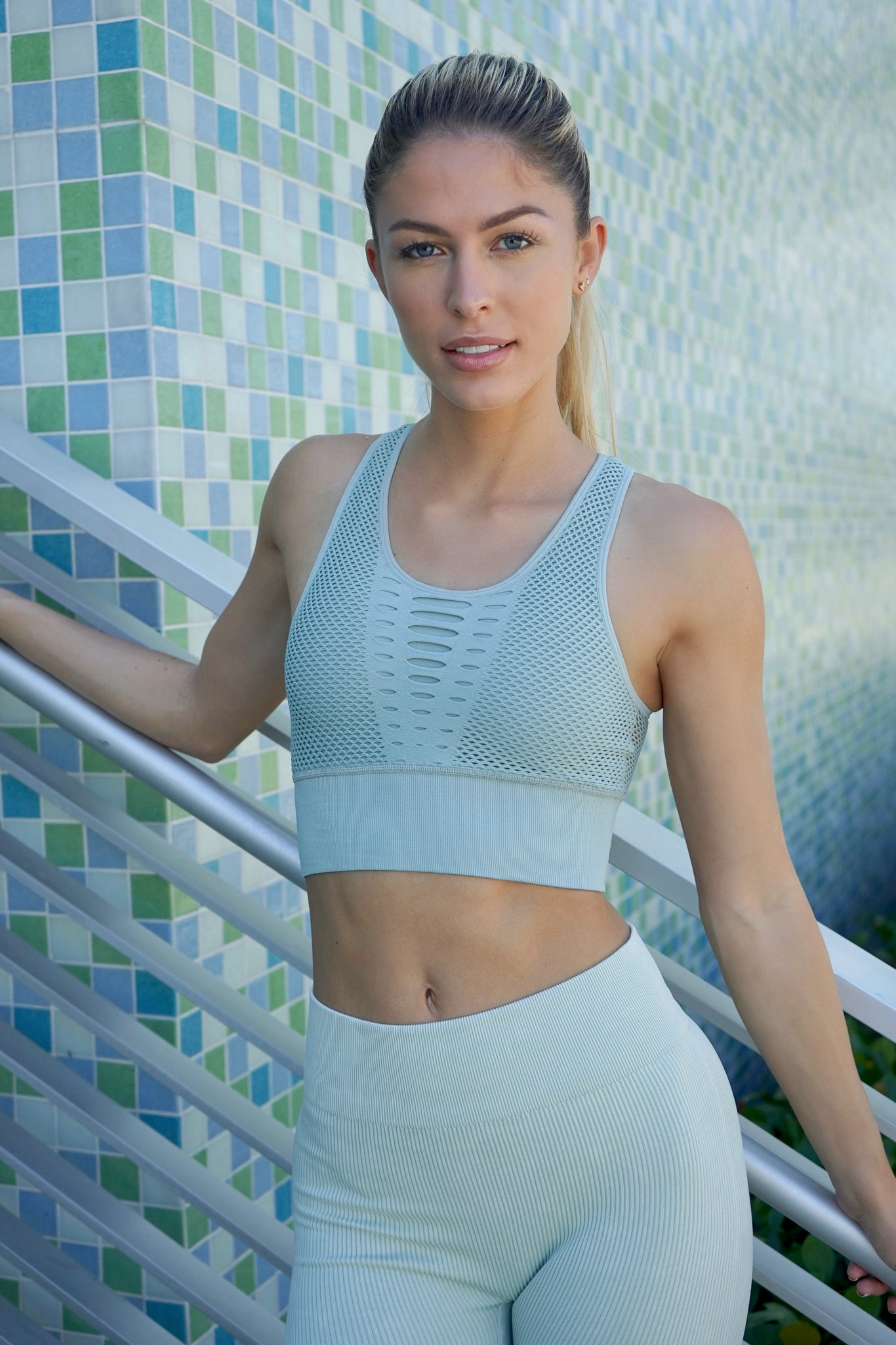 Sea Spray Sports Bra