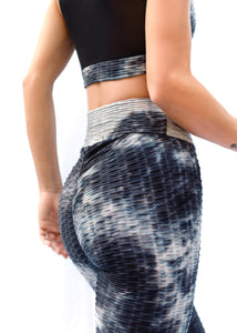 Shop our brand new tie dye activewear sets at CYD ROSE. Our stylish and affordable tie dye workout outfits include FREE SHIPPING on domestic orders of $60 or more!