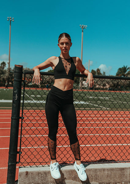 Shop our brand new stylish workout outfits at CYD ROSE. Our stylish and affordable You're a Star activewear set includes FREE SHIPPING on domestic orders.