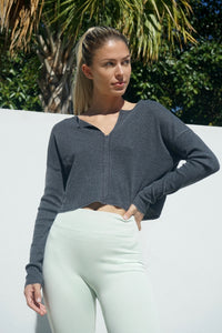 Fit and Comfy Long Sleeve