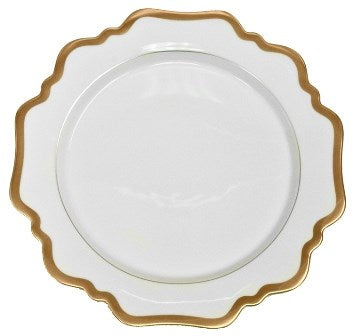 Anna Weatherley 'Antique White with Gold' Dinner