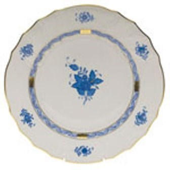 Herend 'Chinese Bouquet' Blue
