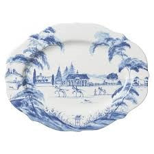 Juliska 'Country Estate' Delft Blue Serving Platter
