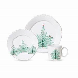 Vietri 'Lastra' Holiday Dinner Plate