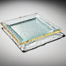 AnnieGlass Edgey Square Tray