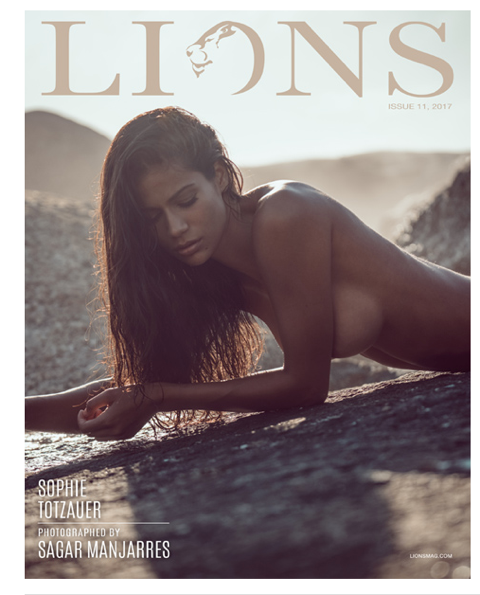 LIONS MAGAZINE ISSUE!