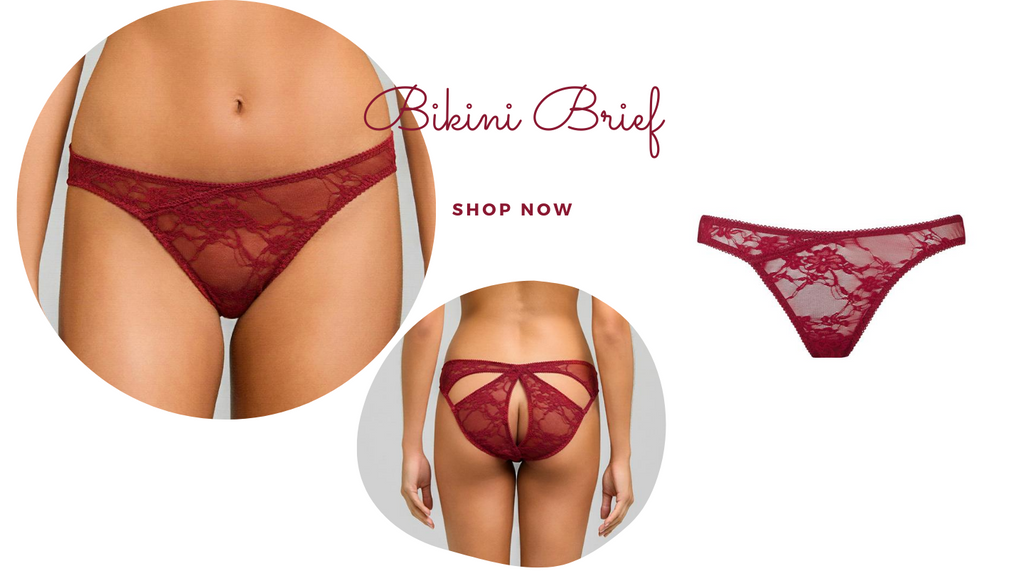 Muse by Coco de Mer Sienna Bikini Brief