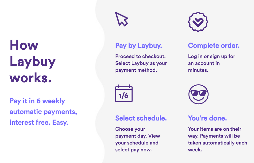 Pay by Laybuy at Naughty Knickers