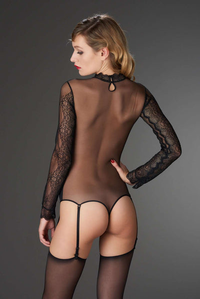 Maison Close La Directrice Thong Body - Naughty Knickers