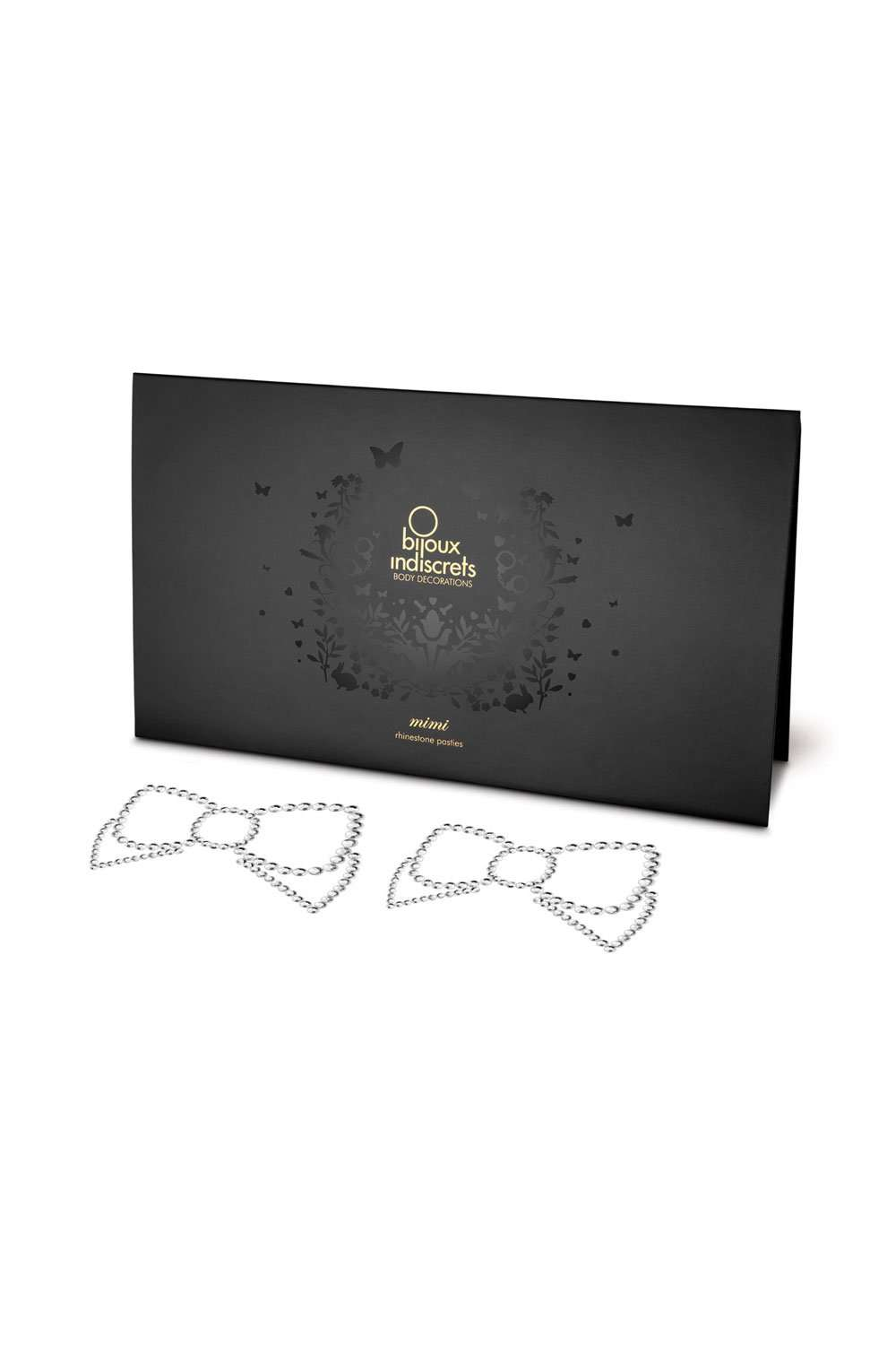 Bijoux Indiscrets Pasties - Lingerie Accessories - Naughty Knickers
