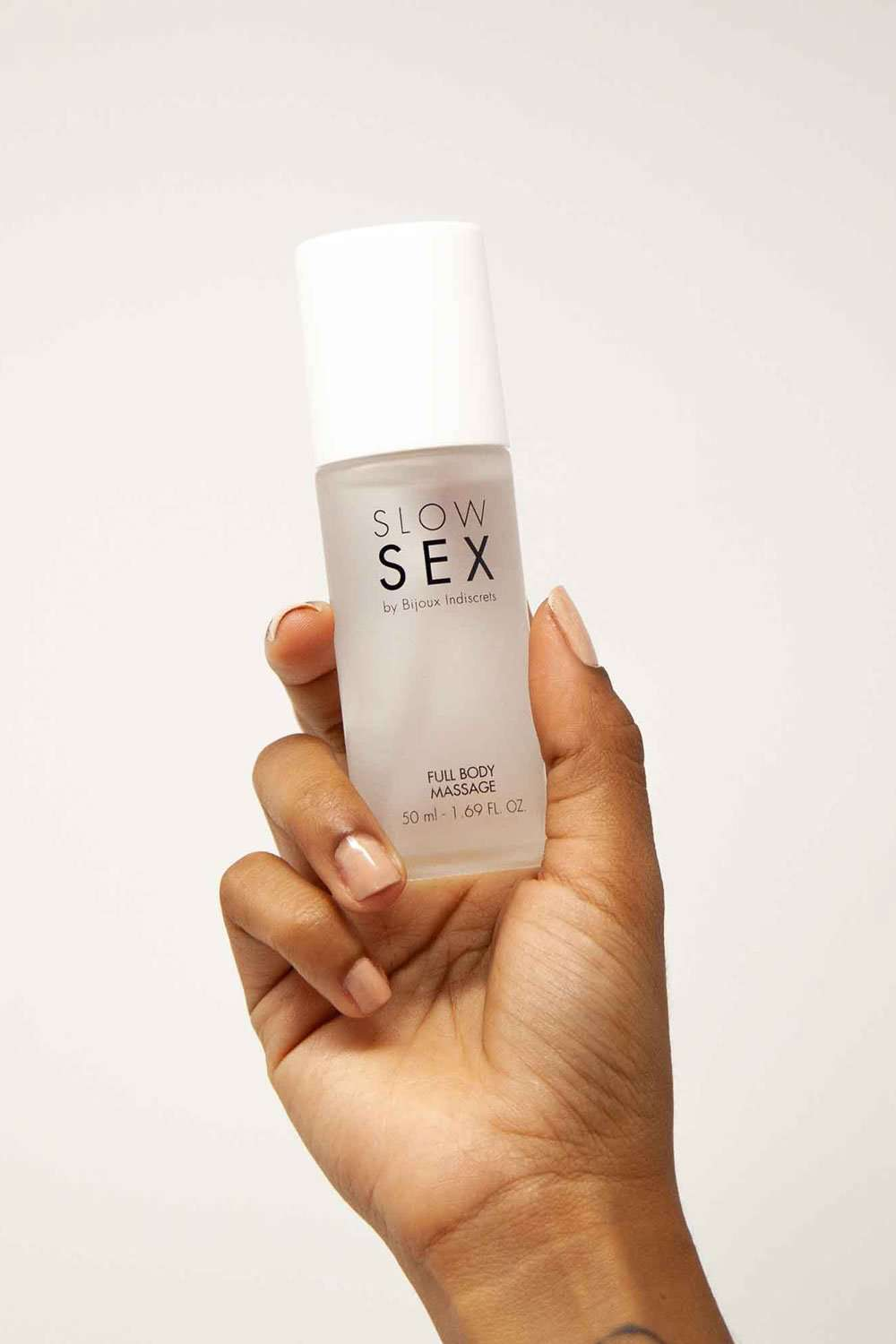 Bijoux Indiscrets Slow Sex Full Body Silicone Massage Gel