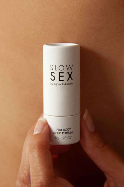Bijoux Indiscrets Slow Sex Kissable Full Body Solid Perfume