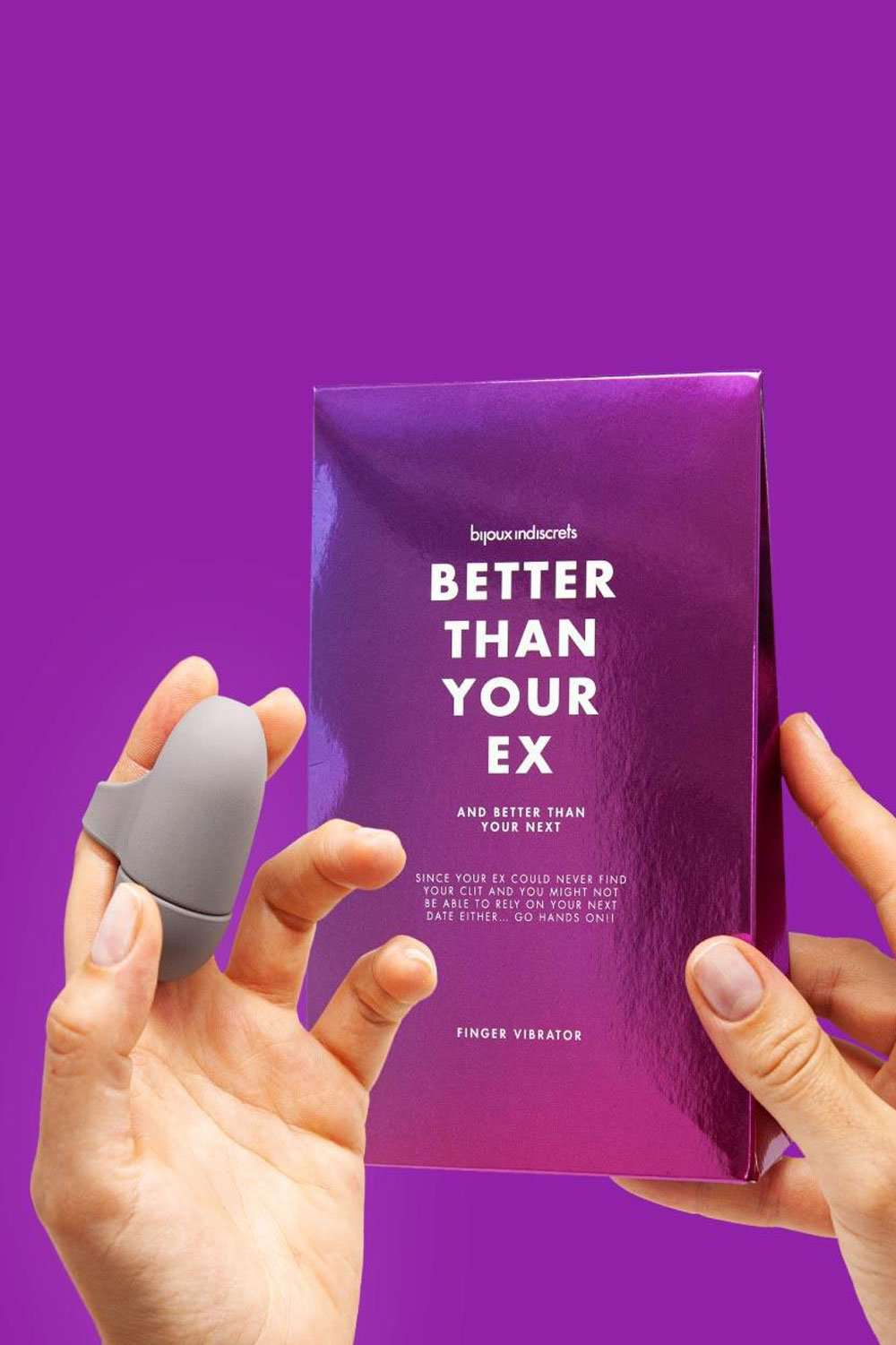 Bijoux Indiscrets Clitherapy Better Than Your Ex Clitoral Vibrator, '0336