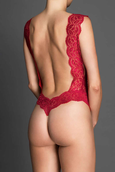 Bracli Body String Paris - Naughty Knickers