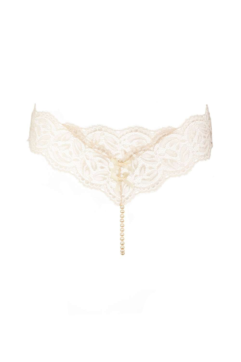 Bracli String Paris - Naughty Knickers