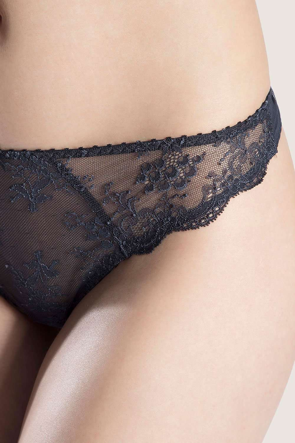 Aubade à l'Amour Tanga Thong - French Lingerie - Naughty Knickers